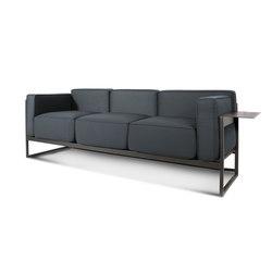 Kirk | Lounge sofas | Trabà