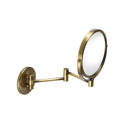 Windsor Magnifying Mirror (x3) | Shaving mirrors | Pom d'Or