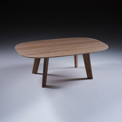 Luc Coffee Table Oval | Tables basses | Artisan