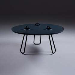 Kahawa Coffee Table Round | Lounge tables | Artisan