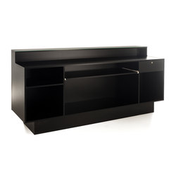 Cocodesk 220 | GAMMASTORE Salon Reception Desk | Reception desks | GAMMA & BROSS