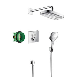 Hansgrohe Raindance Select E Design ShowerSet Raindance Select E / ShowerSelect | Bathroom taps accessories | Hansgrohe