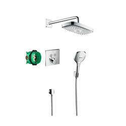 hansgrohe Design ShowerSet Raindance Select E / ShowerSelect | Shower controls | Hansgrohe