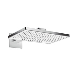 Hansgrohe Rainmaker Select 460 2jet overhead shower with shower arm 450 mm | Shower taps / mixers | Hansgrohe