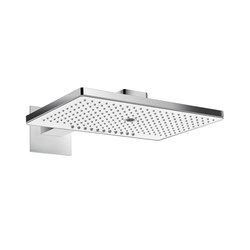 Hansgrohe Rainmaker Select 460 3jet overhead shower with shower arm 450 mm | Shower taps / mixers | Hansgrohe