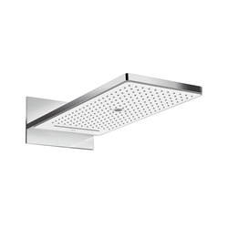 Hansgrohe Rainmaker Select 580 3jet overhead shower | Shower taps / mixers | Hansgrohe