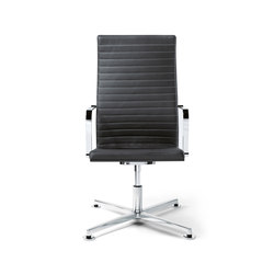 Pure Conference Chair High Backrest | Sillas | Viasit