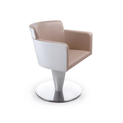 Aida | MG BROSS Styling Salon Chair | Barber chairs | GAMMA & BROSS