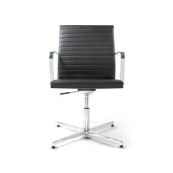 Pure Conference Chair Low Backrest | Sillas | Viasit