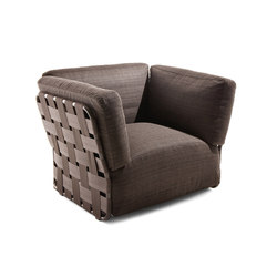 Obi lounge chair | Garden armchairs | Varaschin