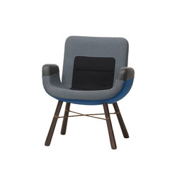 East River Chair | Poltrone lounge | Vitra