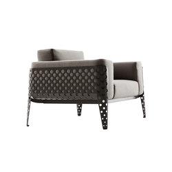 Pois armchair | Gartensessel | Varaschin
