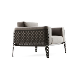 Pois lounge chair | Fauteuils de jardin | Varaschin