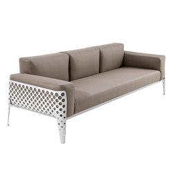 Pois sofa 3s | Garden sofas | Varaschin