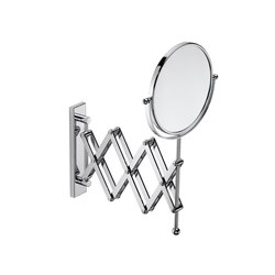 Easy Living Magnifying Mirror (x3) | Shaving mirrors | Pom d'Or