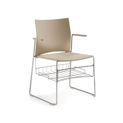 Sid Stacking chair | Sillas de visita | viasit