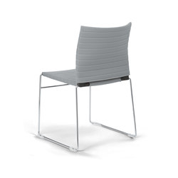 Sid Stacking chair | Visitors chairs / Side chairs | viasit