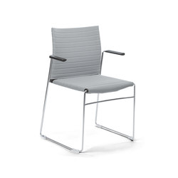Sid Stacking chair | Sedie visitatori | viasit