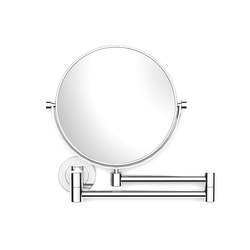 Easy Living Wall Magnifying Mirror (x3) | Shaving mirrors | pomd'or