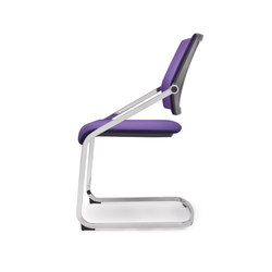 Scope Cantilever Chair | Sillas de visita | viasit
