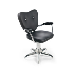 Grand Torino S | OUTSIDER Styling Salon Chair | Barber chairs | GAMMA & BROSS