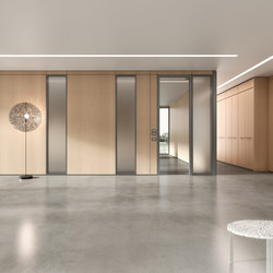 DV604-Partition Wall | Trennwandsysteme | DVO