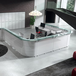 DV701-Abako 1 | Reception desks | DVO