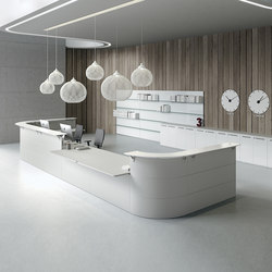 DV701-Abako 4 | Reception desks | DVO