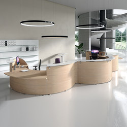 DV701-Abako 6 | Reception desks | DVO