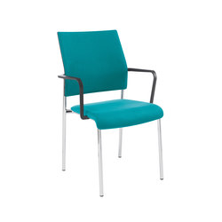 Qubo Four legged chair | Chairs | Viasit