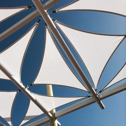 SEFAR® Architecture TENARA® 4T40HF | Anwendung | Textilsysteme | Sefar
