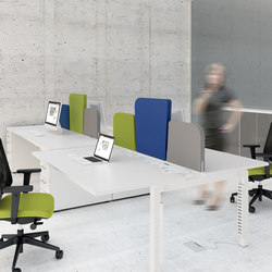 Yan C | Desking systems | MDD