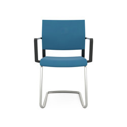 Impulse Cantilever chair | Sillas de visita | viasit