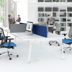 Yan M | Desking systems | MDD