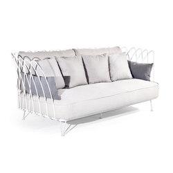 Swirl sofa | Garden sofas | Varaschin