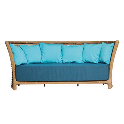 Tonkino sofa | Garden sofas | Varaschin