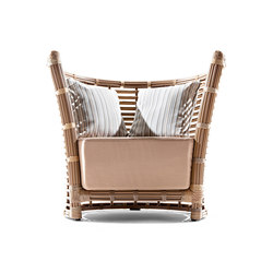 Tonkino lounge chair | Fauteuils de jardin | Varaschin