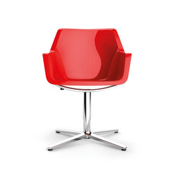 Re-pend | Visitors chairs / Side chairs | viasit