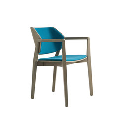 Turtle chair | Visitors chairs / Side chairs | Varaschin