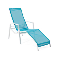 Victor Relax Lounger   Sun loungers   Varaschin
