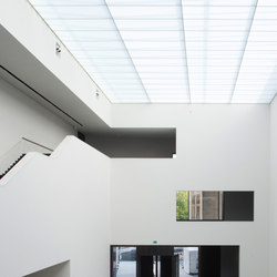 SEFAR® Architecture IA-80-CL | In-situ | Illuminated ceiling systems | Sefar