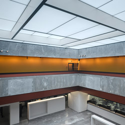 Illuminated ceiling systems | Walls / Ceilings