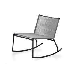 Ultralight 04 Rock | Garden armchairs | DVO