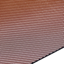 SEFAR® Architecture VISION PR 260/25 Copper | Composite panels | Sefar