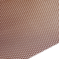 SEFAR® Architecture VISION PR 260/55 Copper | Composite panels | Sefar