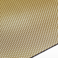 SEFAR® Architecture VISION PR 140/50 Gold | Facade cladding | Sefar