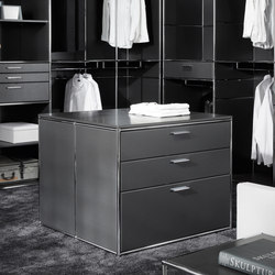Double chest of drawers | Credenze | Dauphin Home