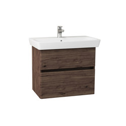 Metropole Vanity Unit | Wash basins | VitrA Bad