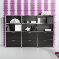 Office Shelving Unit | Office shelving systems | Dauphin Home