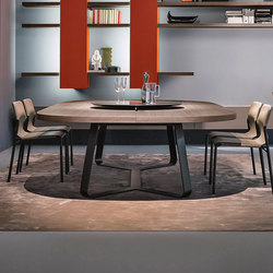 Lazy Suzi | Dining tables | Former